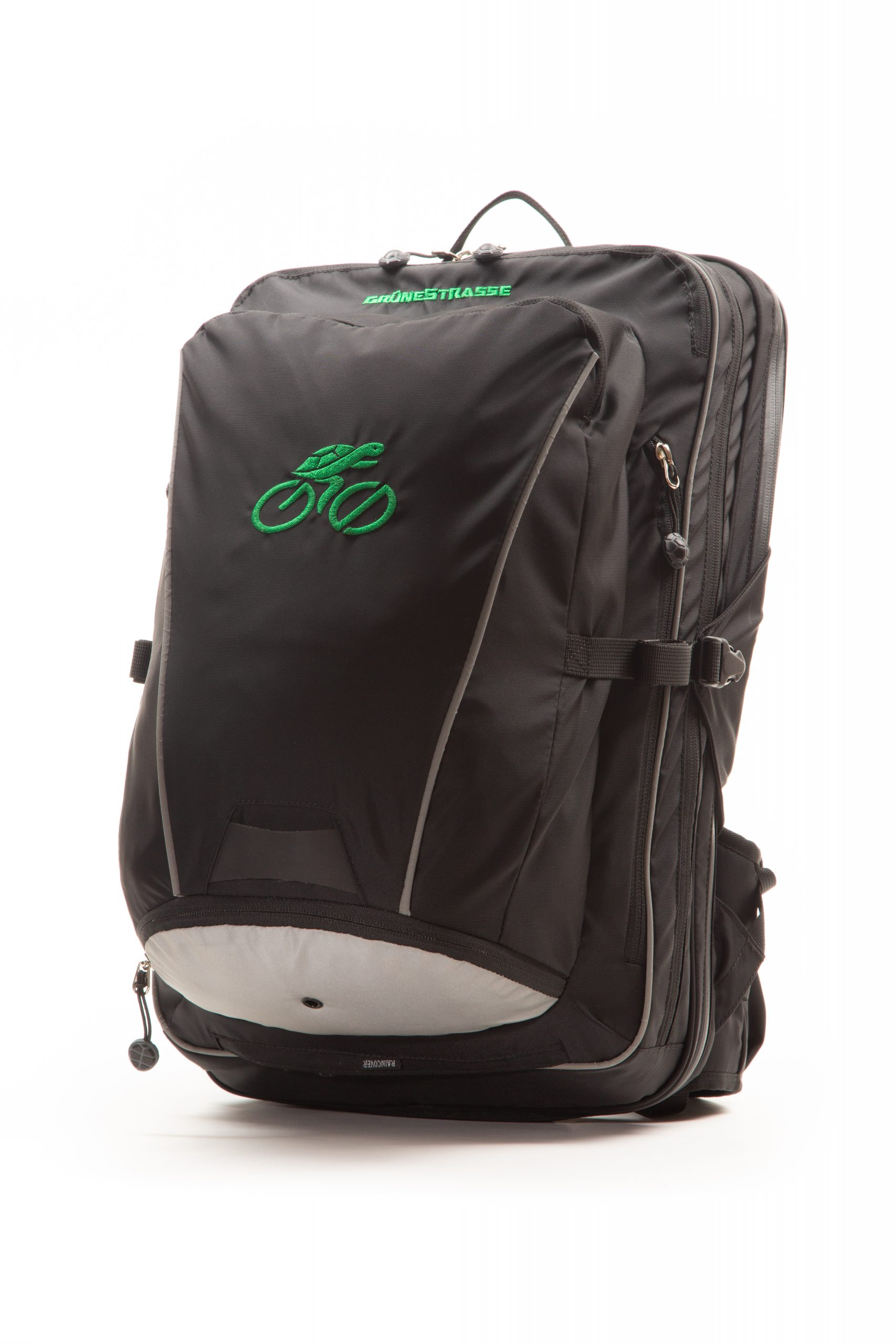 Shellback Bike to Work Backpack Back View