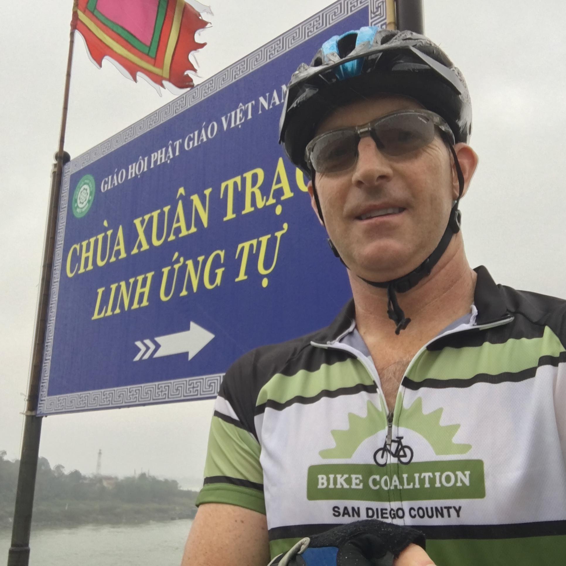 GrüneStrasse Founder Aaron Weiss in Hanoi, Vietnam
