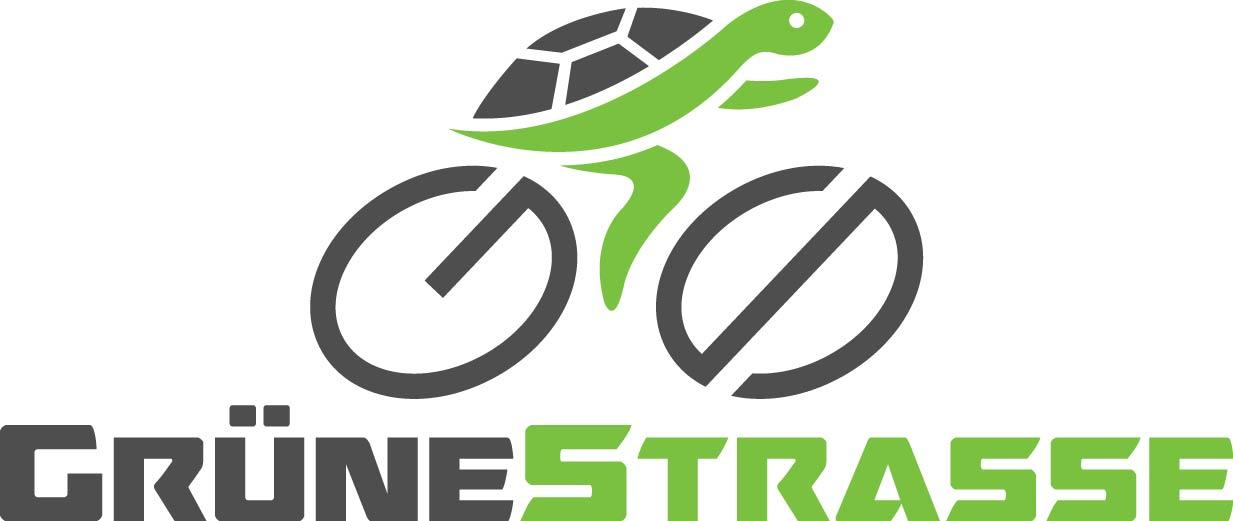 Two-toned version of GrüneStrasse Logo